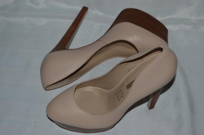 Туфли лодочки кожа buffalo размер 41 455276e54fd7d