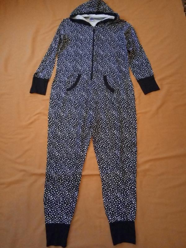 Трикотажное кигуруми комбинезон слип пижама1 ... e43c70abf2edc