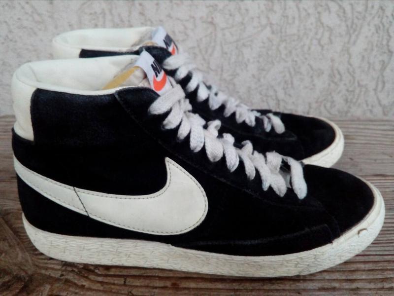 Кеды кроссовки nike blazer замша 36.5р Nike, цена - 449 грн ... c9885c4bbc9