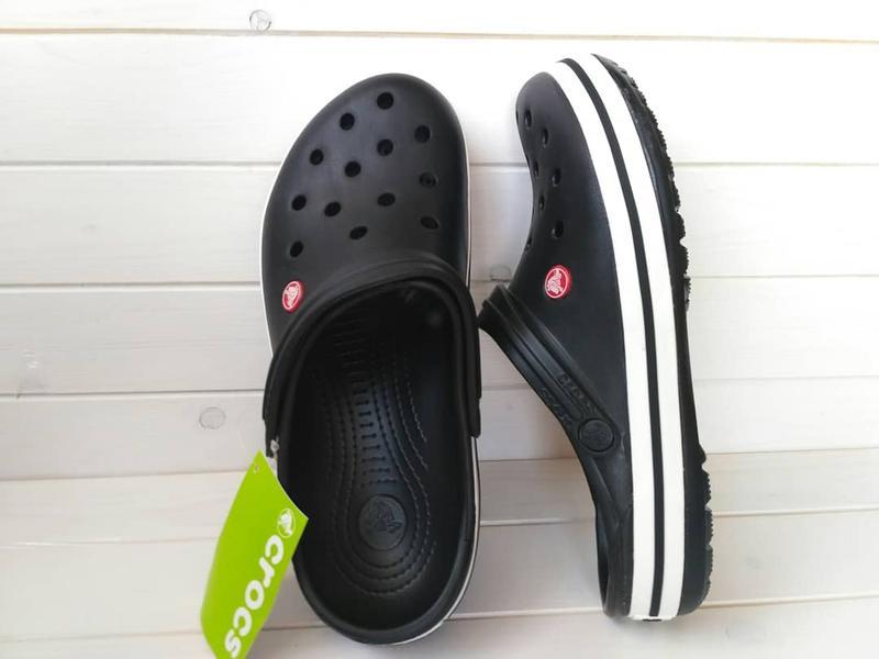 49b70c532ff0 Кроксы crocs черные, цена - 750 грн,  17489544, купить по доступной ...