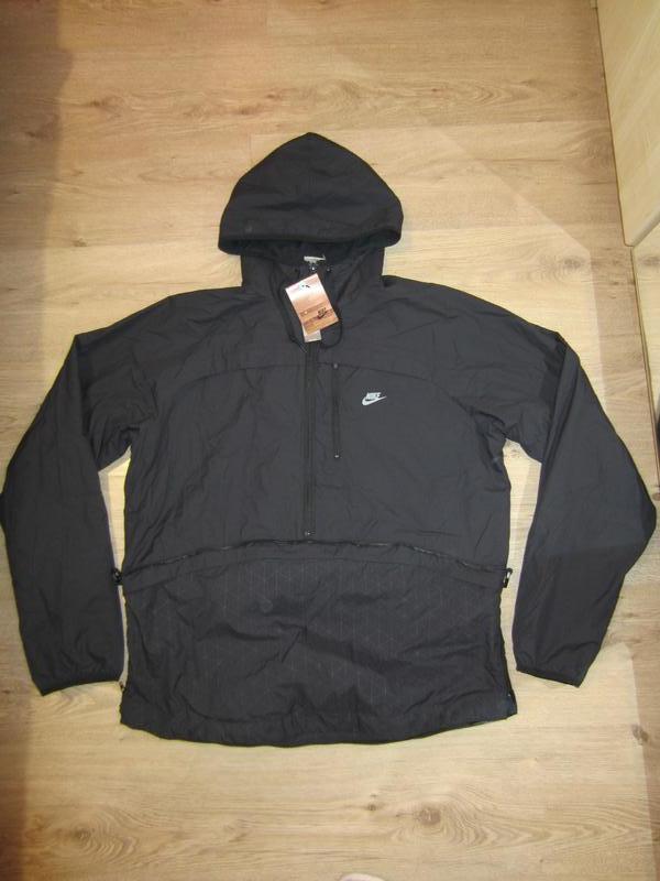 0db79acd Куртка ветровка 2 в 1 сумка nike, оригинал, р.м Nike, цена - 1300 ...