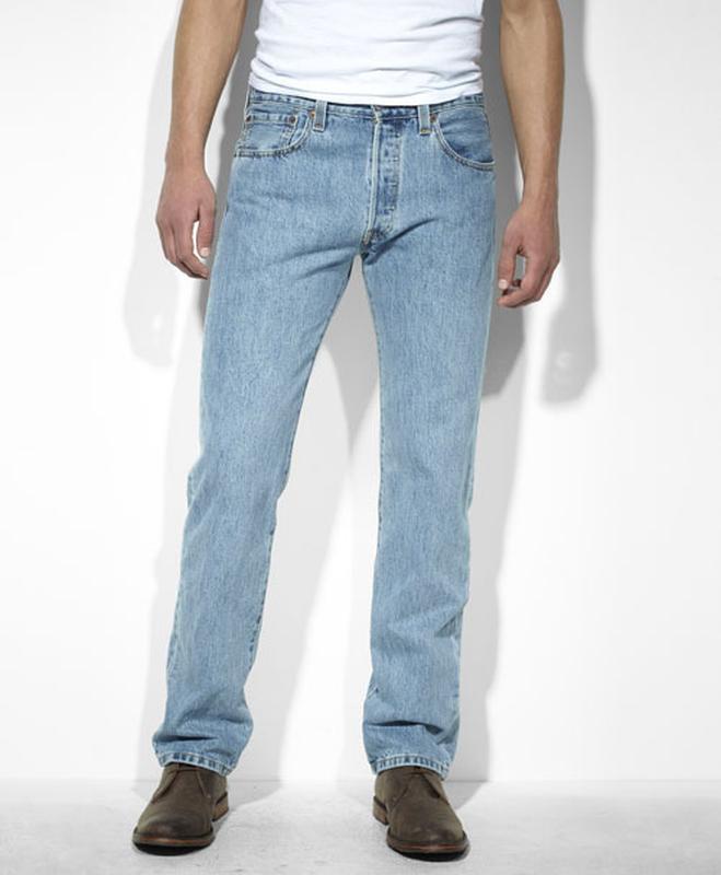 6e39b0c1352 Американские джинсы мужские levis 501 original р.46-48 (w32 l32)1 ...