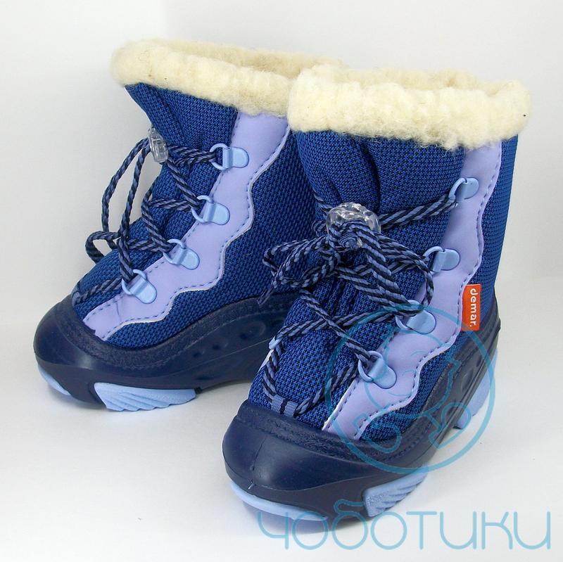 Зимние сапоги (сноубутсы) demar snow mar Demar 58d04dd3b0b98