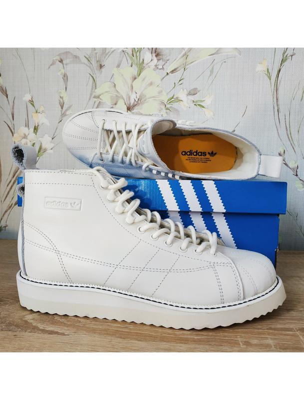 Ботинки adidas originals superstar boot w 2018 кроссовки оригинал! (Adidas) за 3300 грн. | Шафа