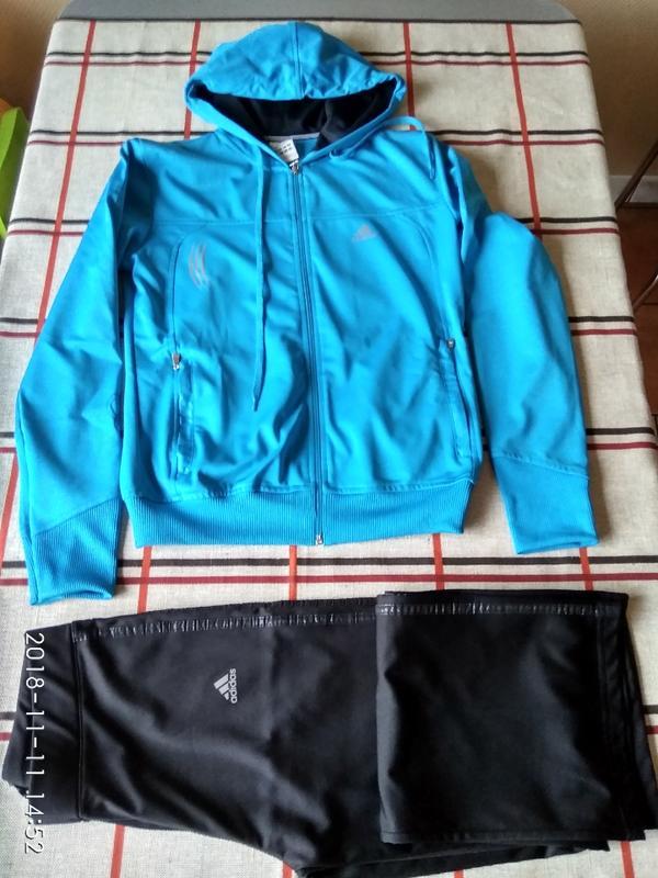 b0f48fc5 Женский спортивный костюм adidas ( турция), 38 размер, цена - 450 ...