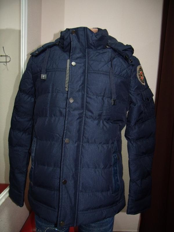 5ffb49b8516 Куртка мужская зимняя теплая стильная к-1664 размеры  xl
