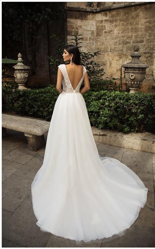 b8a582d8638ed3 Розкішна весільна сукня колекції 2018 року, цена - 5000 грн ...
