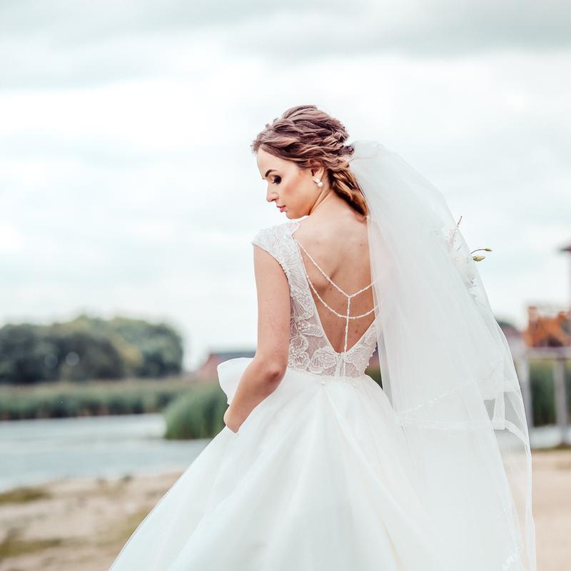 ef07a80320ef90 Розкішна весільна сукня колекції 2018 року, цена - 5000 грн ...