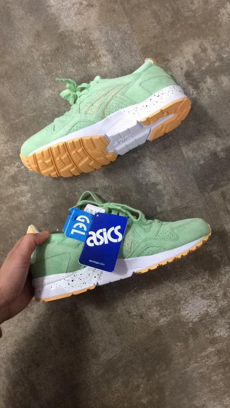 Оригінал asics gel lyte v light mint   light mint h62uk 7676 Asics ... 6e49e4814a8c2