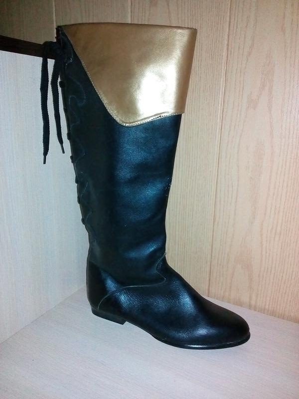 3d5178f2e Сапоги женские осенние, цена - 350 грн, #17556966, купить по ...