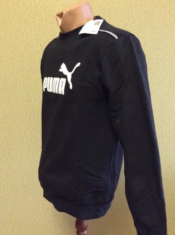 ca83b3c0 Мужская свитшот кофта puma оригинал размер s Puma, цена - 900 грн ...