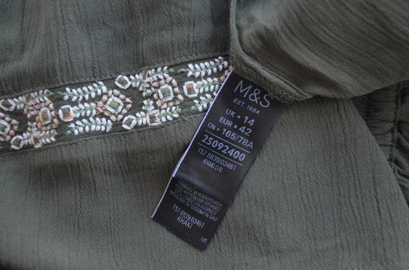 b92c42619c37 Миди юбка с вышивкой m&s 14 uk вискоза (Marks & Spencer) за 300 грн.