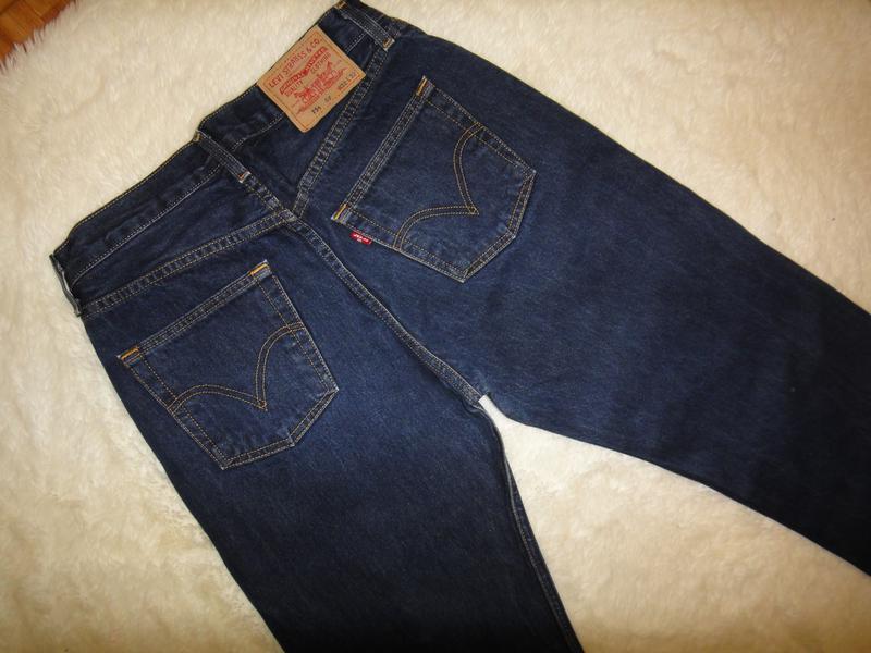 1f26dc9f89f ... Плотные оригинальные джинсы мужские levis 751 original р.46-48 (32 32
