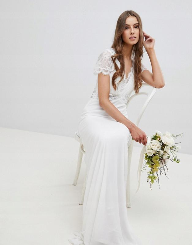 bba840c67c6cf0 Amelia rose весільна сукня кольору айворі Amelia Rose, цена - 1390 ...