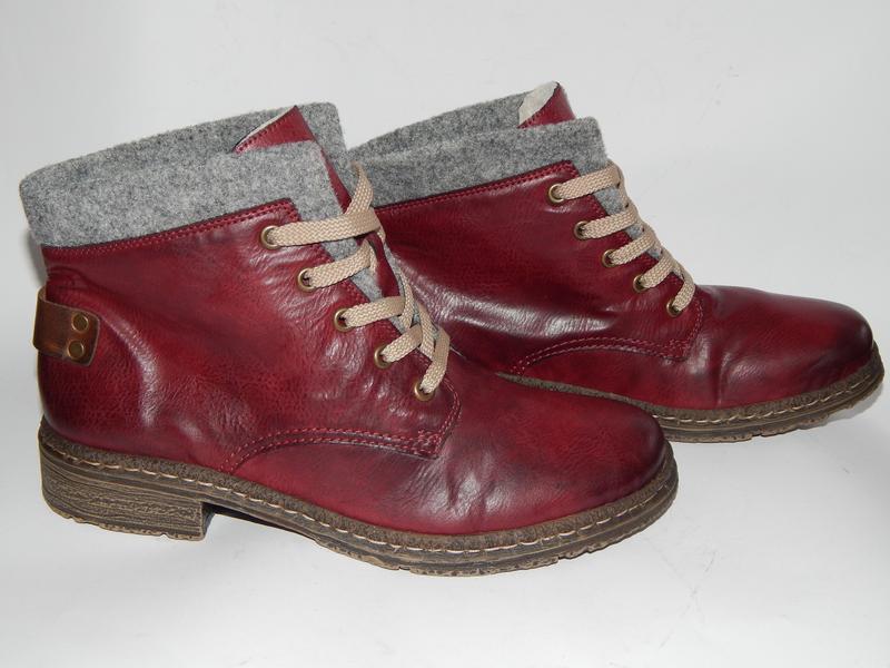 d54912a39d4b Зимние ботинки rieker, 26 см. Rieker, цена - 1600 грн,  17630948 ...
