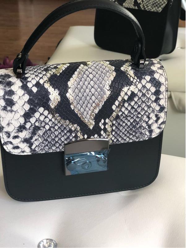 d172488fdd07 Женская кожаная сумка (италия) Италия, цена - 1100 грн, #17632138 ...