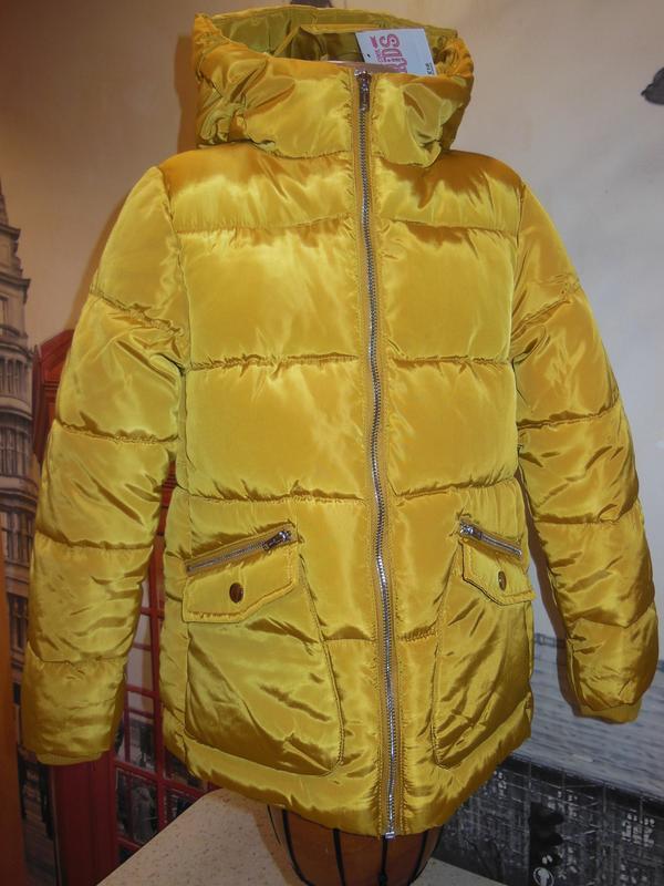 a37de8534196 Курточка еврозима для девочки от matalan girls padded jacket на 9