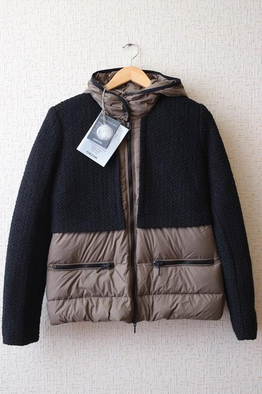 03a6a7edc54d Пуховик geox (италия) w5426c Geox, цена - 3599 грн,  17642690 ...