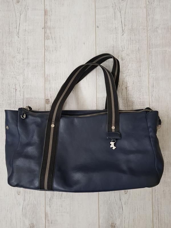 baf646456fa4 Кожаная сумка vif. италия, цена - 350 грн, #17648692, купить по ...
