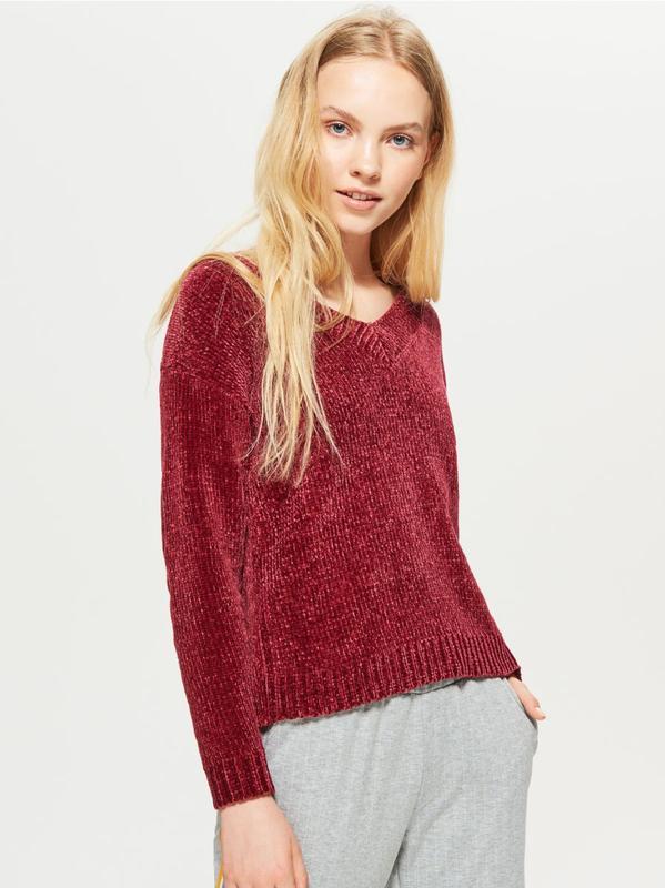 6a64a785a3d Шикарный крутой теплый мягкий свитер джемпер шенилл1 фото ...