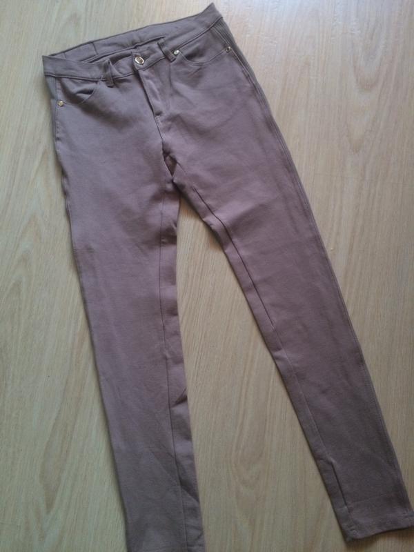 125021dad92ab Трикотажные брюки -лосины с лампасами р.м, цена - 89 грн, #17658285 ...