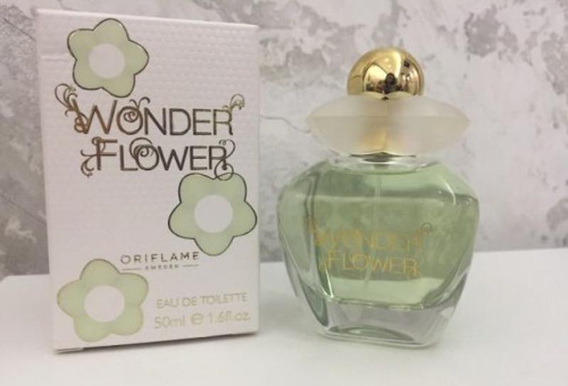 Жіночі парфуми.духи wonder flower. 50ml Oriflame 1977693c29b6b