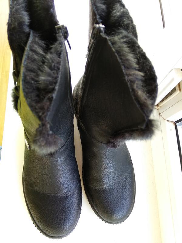 fa13b8a7b Зимние ботинки rieker rw834 р.37-38 Rieker, цена - 1500 грн ...