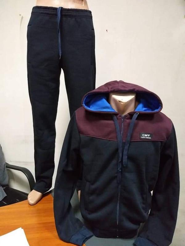 Утеплений чоловічий спортивний костюм1. Утеплений чоловічий спортивний  костюм 0f2740cbd10d9