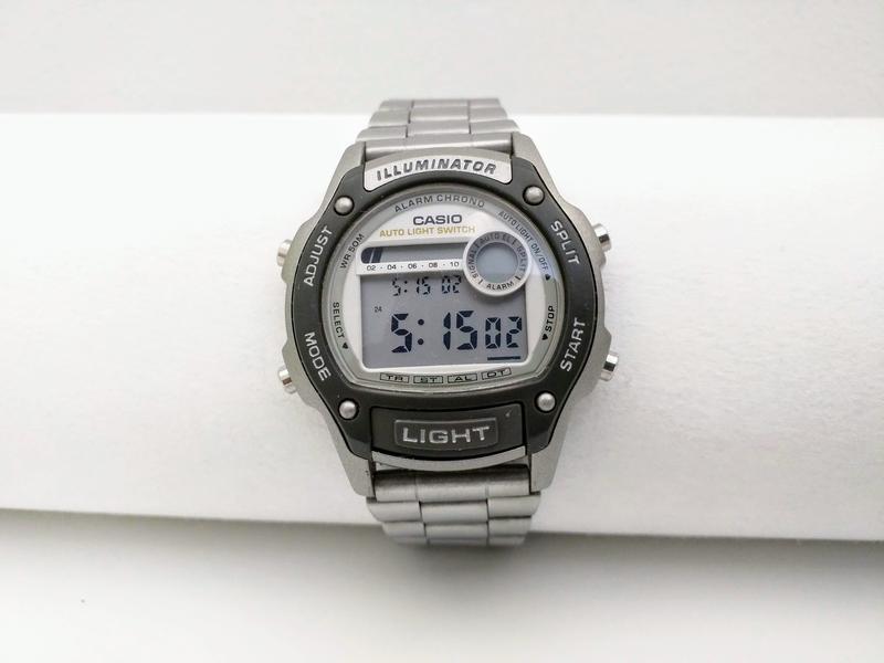 28cc3a2b Часы casio illuminator w-94h. идеал. Casio, цена - 650 грн ...