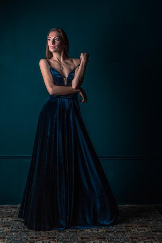 3cbfb36e9fa Роскошное вечернее платье в наличии1 фото ...