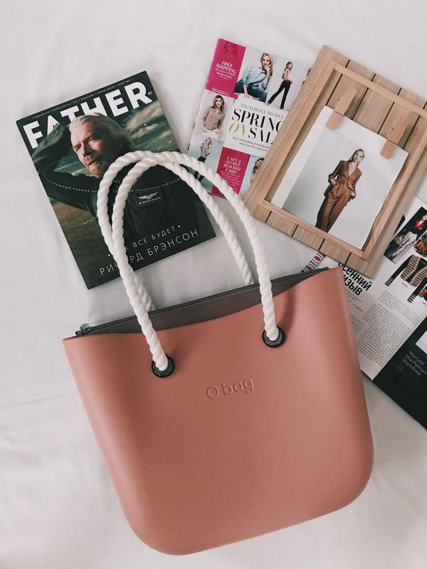 015d826523e7 Сумка o bag, obag, сумка с вязанными ручками O bag, цена - 2790 грн ...