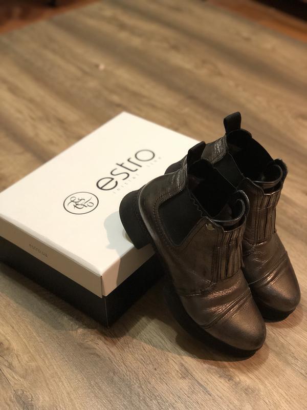 Стильные ботинки)) Estro 2a365f52a9f9f