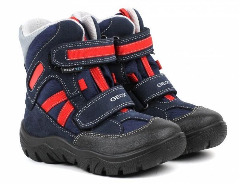 8dbe4b369 Зимние ботинки для мальчика geox р.32 Geox, цена - 880 грн ...