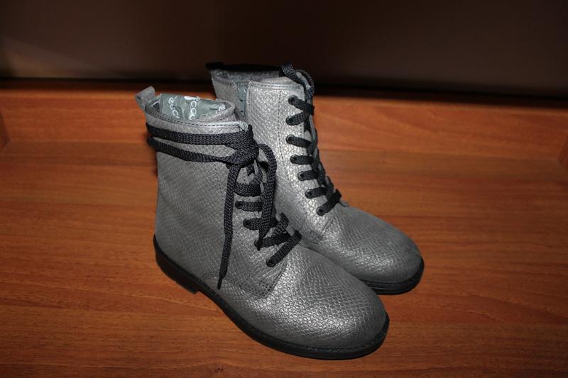 01182e99fbb5e5 Модні шкіряні черевики ecco hydromax, водонепроникні Ecco, цена ...