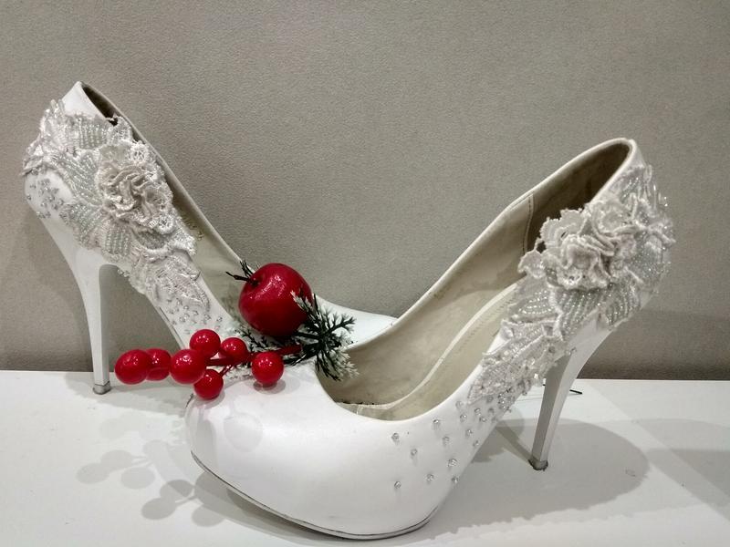 Свадебные туфли от vina vestina1 ... 5a0c4378c5067