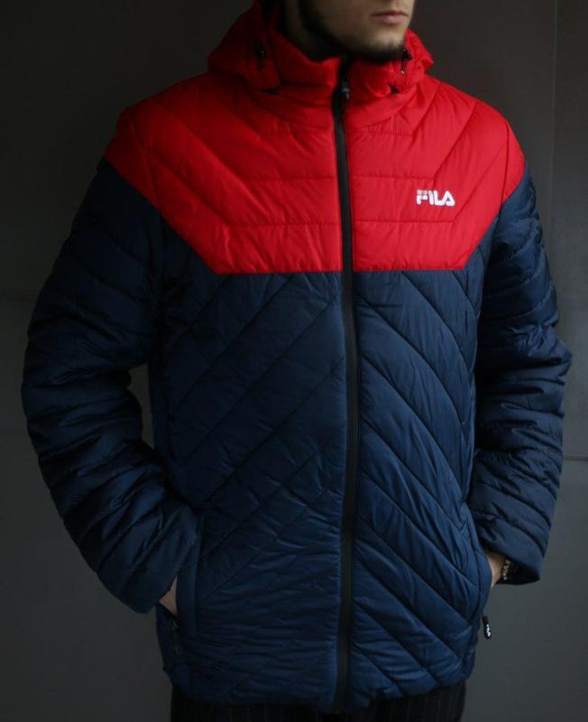 e53e7820 Зимняя мужская куртка Fila, цена - 999 грн, #17767446, купить по ...