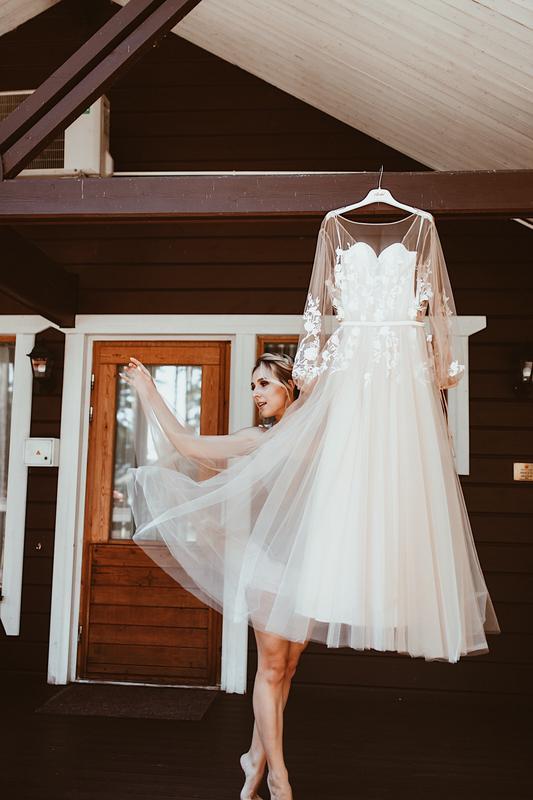 44717b9f2402b59 Свадебное платье-бохо, цена - 8500 грн, #17780532, купить по ...