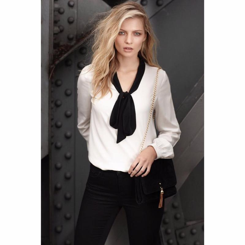8fb72586870 Стильная блуза от esmara by heidi klum