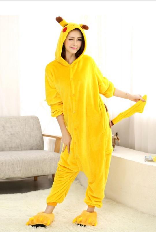 Пижама-кигуруми пикачу1 ... 933043e9212a7