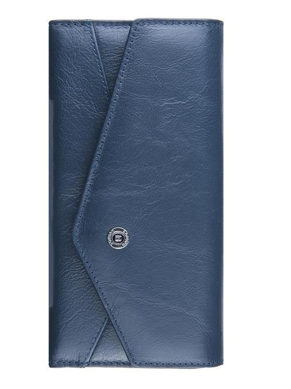 cd0da5d1a7a0 Кошелек женский синий кожаный boston b 212 разные цвета, цена - 600 ...