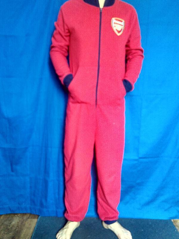Пижама кигуруми arsenal c09b7838a52b2