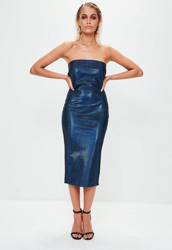 7c5d6c31a585151 Вечернее платье глиттер от missguided Missguided, цена - 599 грн ...