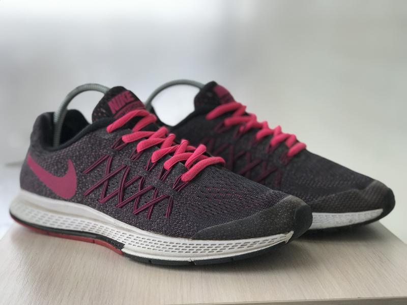 new style 09f01 7c1ee Беговые кроссовки nike zoom pegasus (air max) 37,5 размера (23,5 см) (Nike)  за 499 грн.