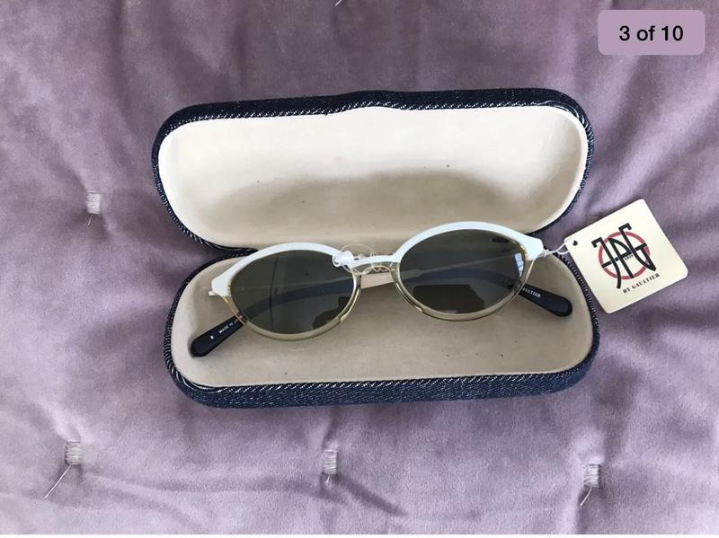 43c9a900d0ad Солнце защитные очки оригинальные jean paul gaultier paris, цена ...