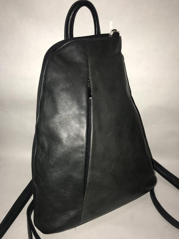 864ef2247247 Кожаный городской рюкзак Leather Fashion, цена - 300 грн, #17901711 ...