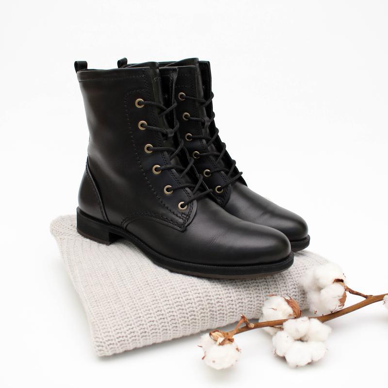 Шкіряні черевики ecco   кожаные ботинки екко 26 см Ecco dbaa2b25d2310
