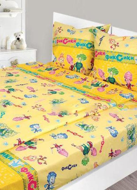 Детское постельное белье. 100% хлопок! полуторка 456f14b2c5454