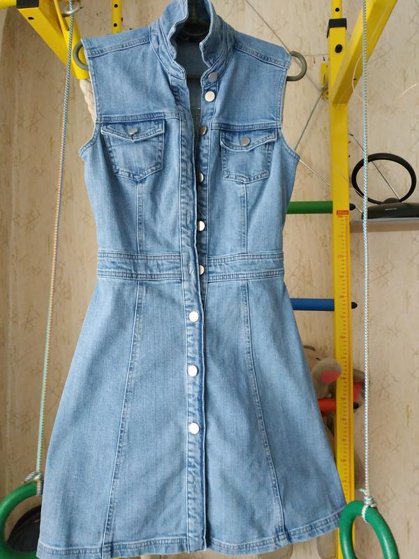 5e1899d5a26261d Актуальное джинсовое платье warehouse Warehouse, цена - 245 грн ...