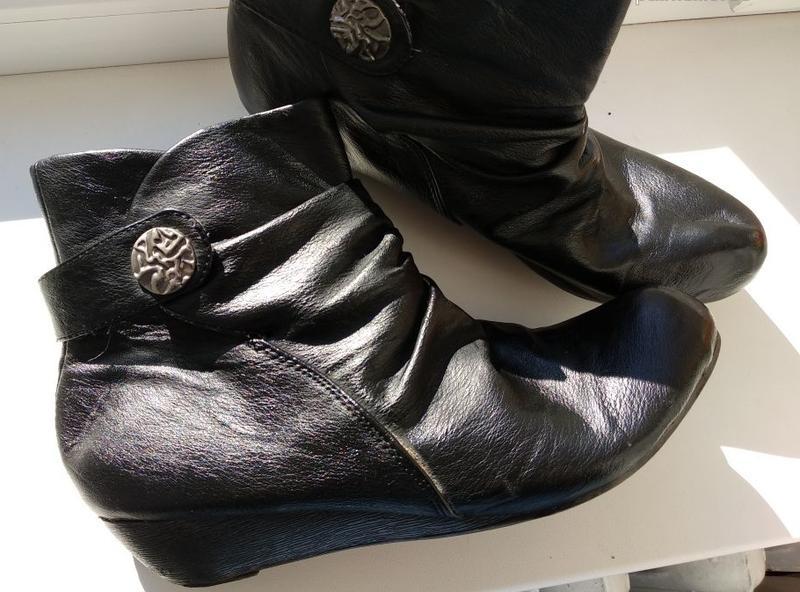 Брендові черевики жіночі 41  німеччина  27 см (ботинки женские)1 ... 8858ed65c440e