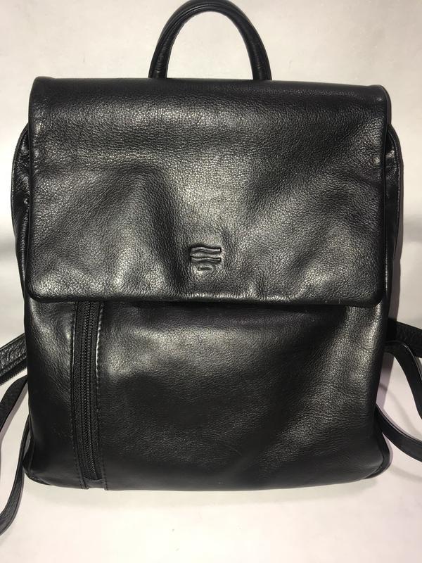 535be91626cf Кожаный практичный городской рюкзак crinkles. Leather Fashion, цена ...